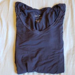 Soft and Sexy AEO Flowy T-Shirt